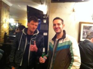 Erik Bruce and Scott Andrews
