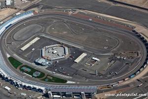 Vegas Speedway empty