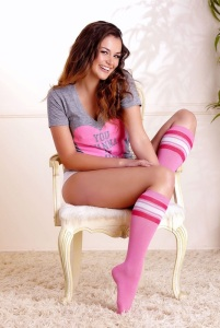 allie haze socks