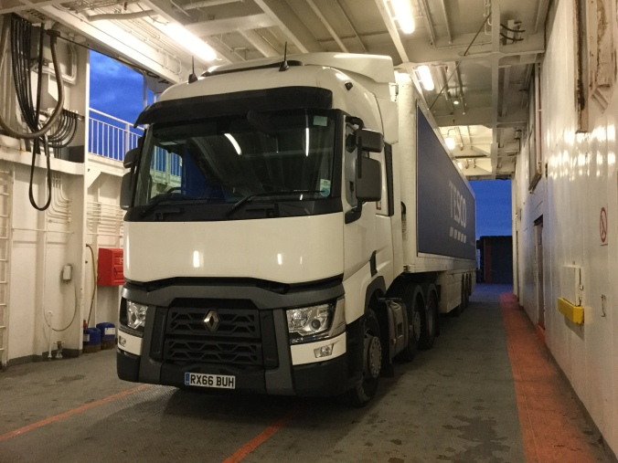A class 1 truck